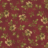 Tecido - Mini Flores 03 - Tapestry Flowers
