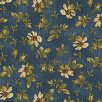 Tecido - Mini Flores 01 - Tapestry Flowers