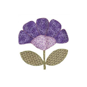 Applique Buttercup