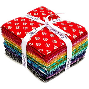 Tecido - Fat Quarter - True Colors - Tula Pink